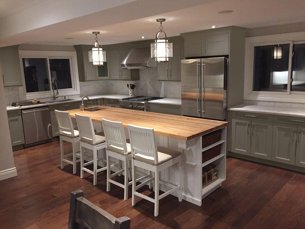 Kitchen Cabinet Smith Impression Series