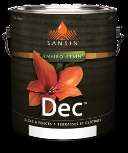 Sansin Dec Enviro Stain