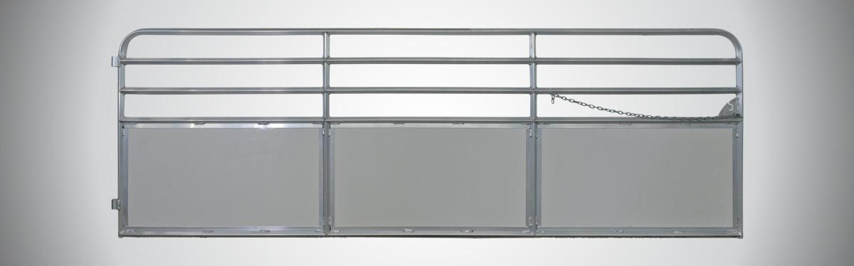 Duralume Panel Gate