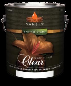 Sansin Clear Interior Enviro Stain