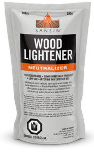 Wood Lightener