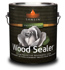 Sasin Wood Sealer Enviro Stain