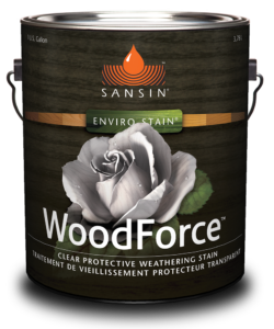 Sasin Wood Force Enviro Stain