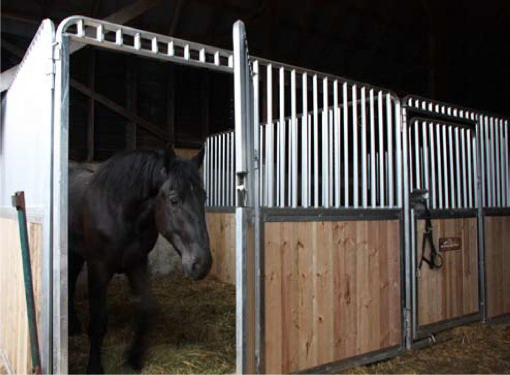 Eberstall Horse Stall