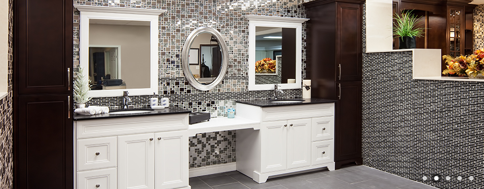 Classic Bathroom Cabinetry