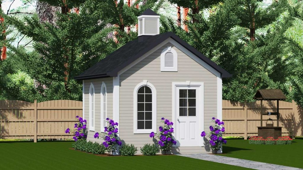 Shed Rendering
